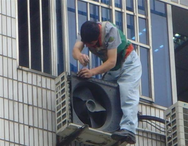 廊坊专业空调移机