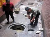 疏通下水管道